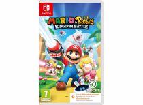 Nintendo Mario en Rabbids Kingdom Battle Switch  (Code in a box)