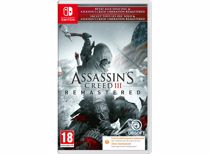 Assassin's Creed III Remastered + Liberation (Code in a box) NS
