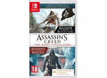 Assassins Creed - The Rebel Collection (Code in a box) Switch