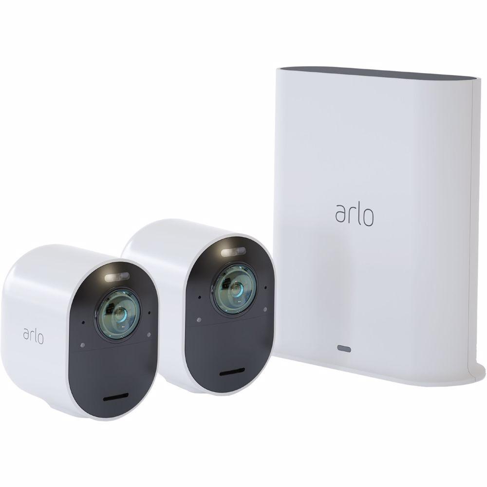 Arlo draadloze beveiligingscamera Ultra 2 (2-pack)