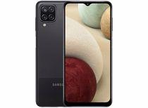 Samsung Galaxy A12 128GB (Zwart) inc Clear Cover