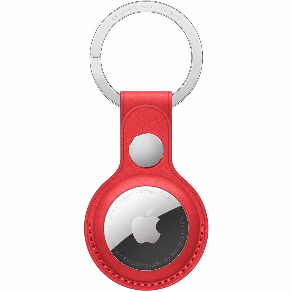 Apple accessoire AirTag sleutelhanger (Rood)