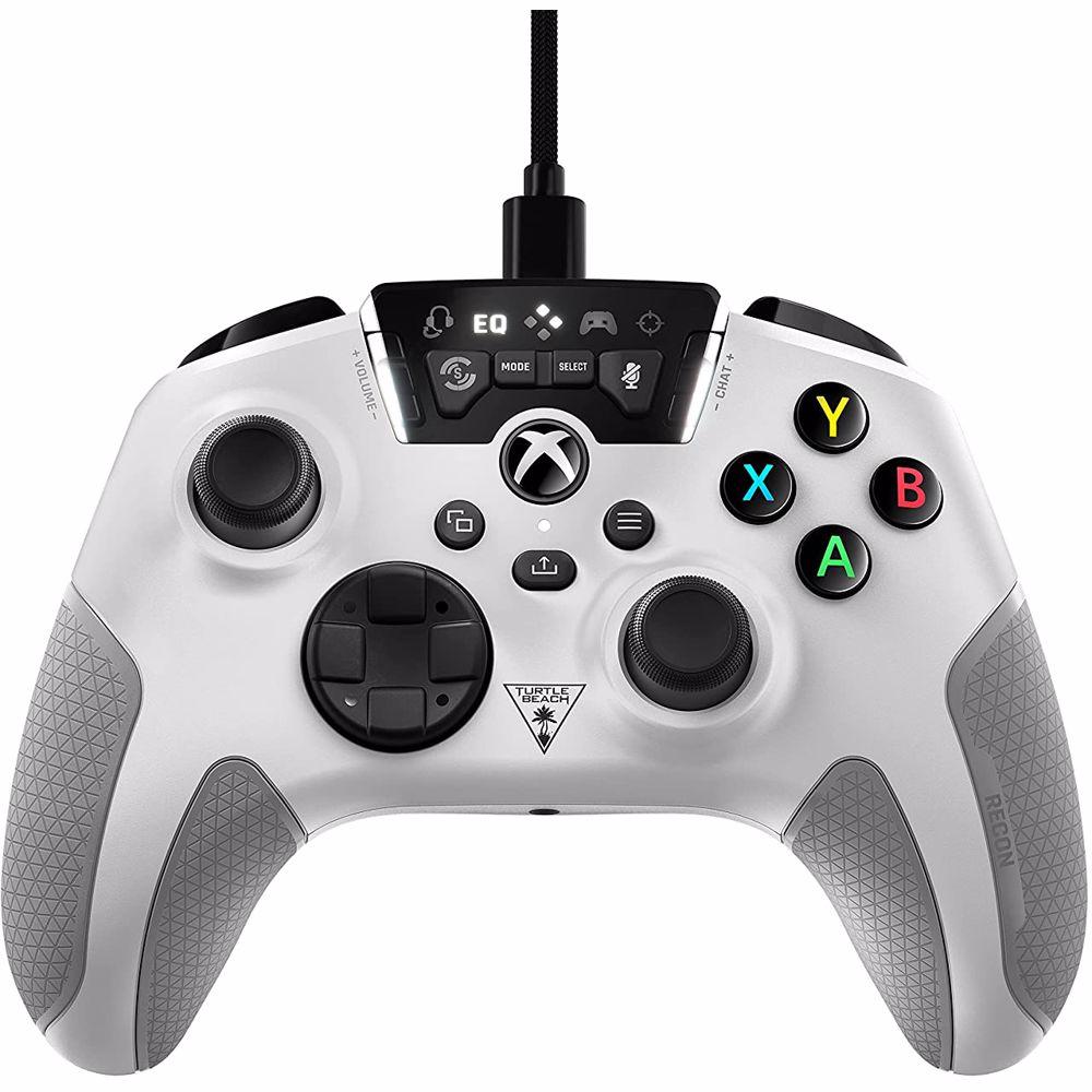 Turtle Beach controller Recon Xbox/Xbox Series X S/Windows (Wit)