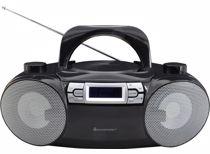 Soundmaster draagbare radio/CD-speler SCD8100SW