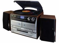 Soundmaster microset en platenspeler MCD5550BR
