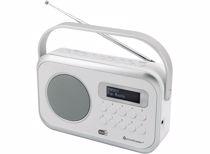 Soundmaster DAB radio Dab 270 (Wit)