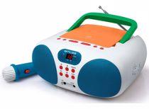 Muse draagbare radio voor kinderen MD-203 KMC
