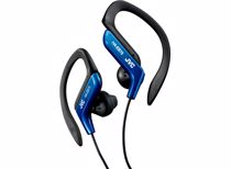JVC sport oortjes HA-EB75AN-U (Blauw)