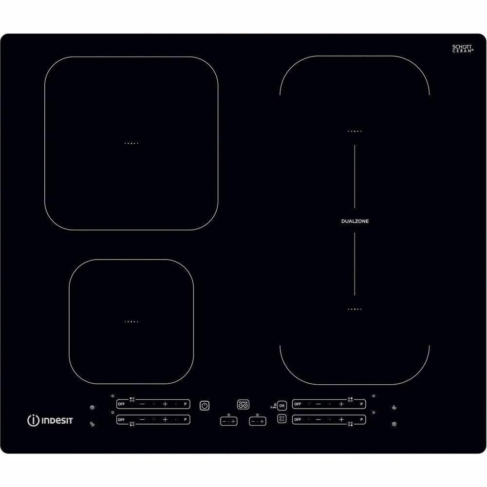 Indesit inductie kookplaat IB 65B60 NE