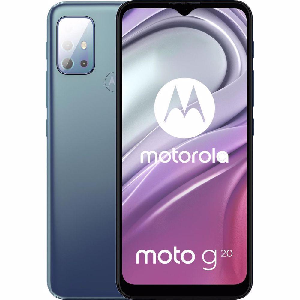 Motorola smartphone g20 (Blauw)