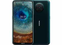 Nokia smartphone X10 4GB/64GB (Groen)