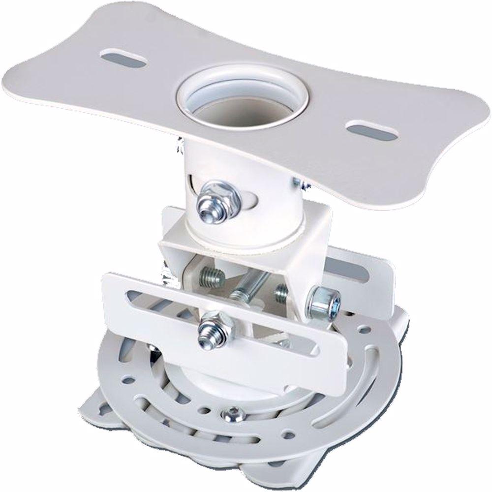 OPTOMA Universal Flush Ceiling Mount (Wit)