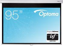 "OPTOMA projectiescherm DS-1095PMG+ (95"")"