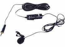 Boya microfoon BY-M1 Lapel 3,5/6,5 mm audiojack