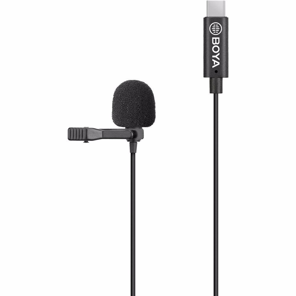 Boya microfoon BY-M3 Lapel USB Type-C