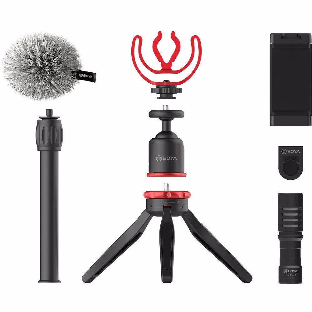 Boya vlogging kit BY-VG330