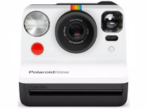 Polaroid instant camera Now (Zwart/Wit)