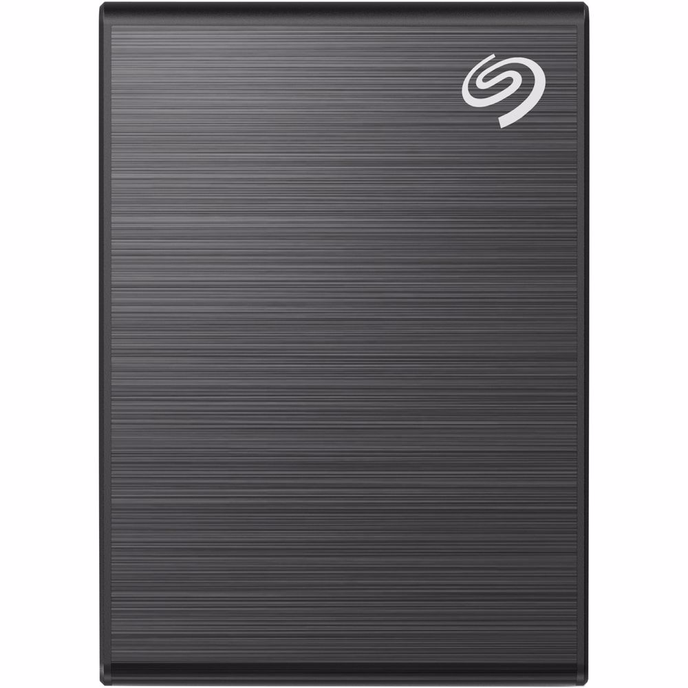 Seagate externe SSD harde schijf One Touch 1TB (Zwart)