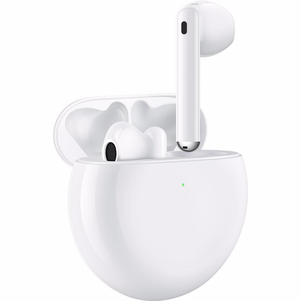 Huawei draadloze in-ear oordoppen Freebuds 4 (Wit)