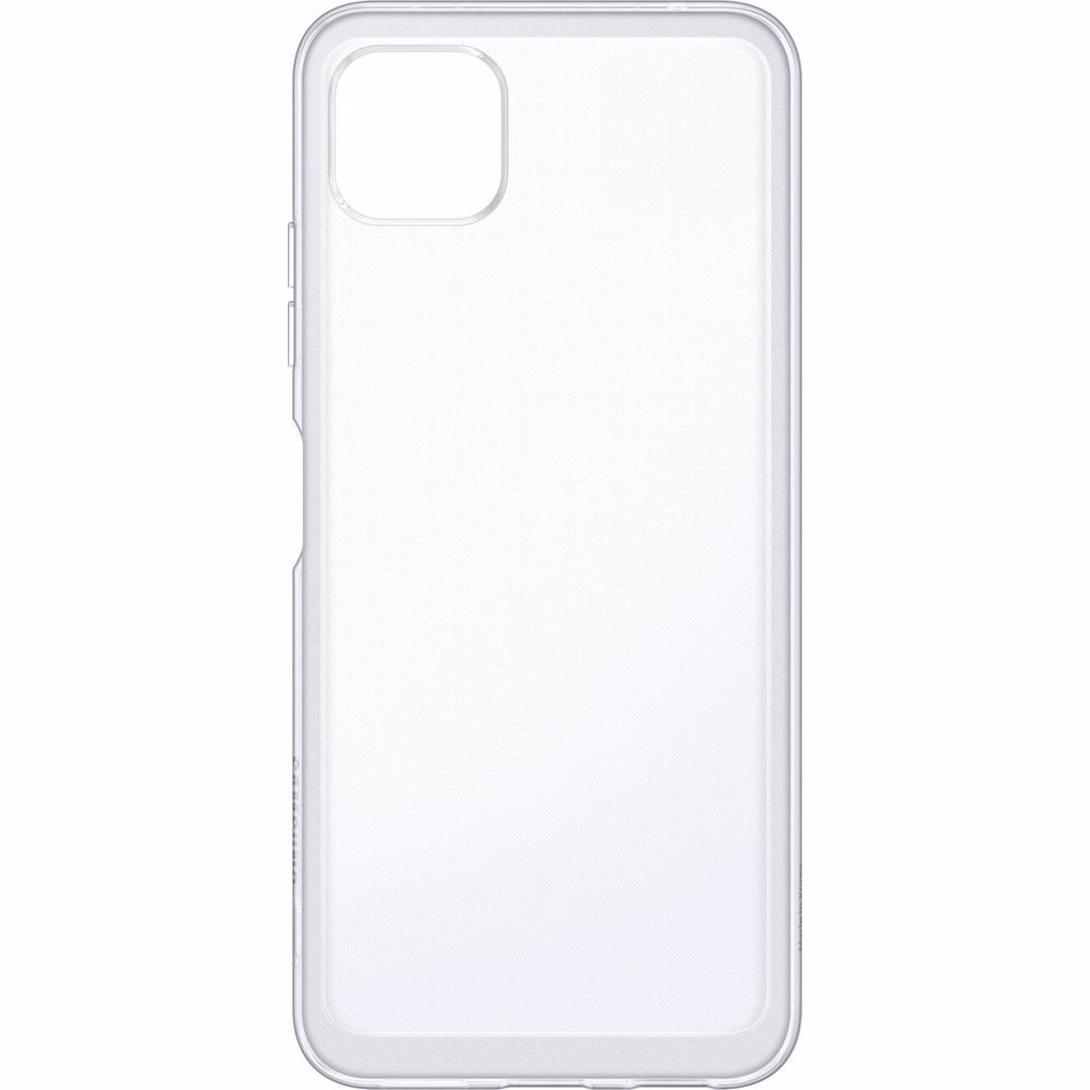 Samsung telefoonhoesje Galaxy A22 Soft Clear Cover (Transparant)
