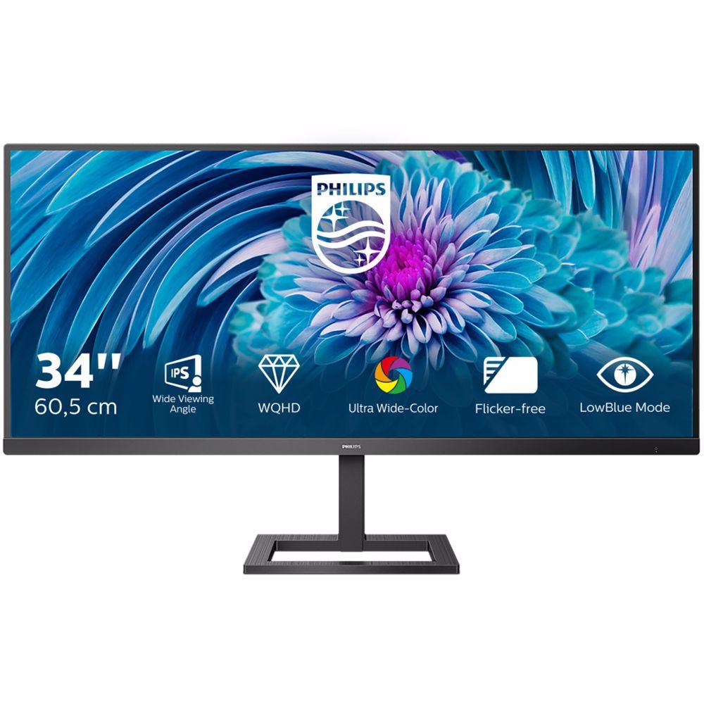 Philips QHD Ultra Wide monitor 345E2AE