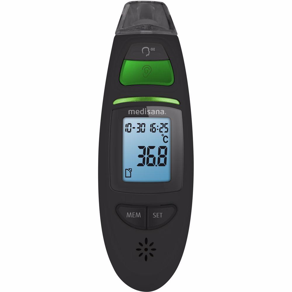 Medisana infrarood thermometer TM 750 (Zwart)