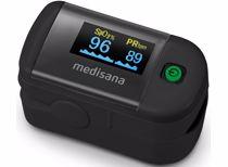 Medisana saturatiemeter PM 100 (Zwart)