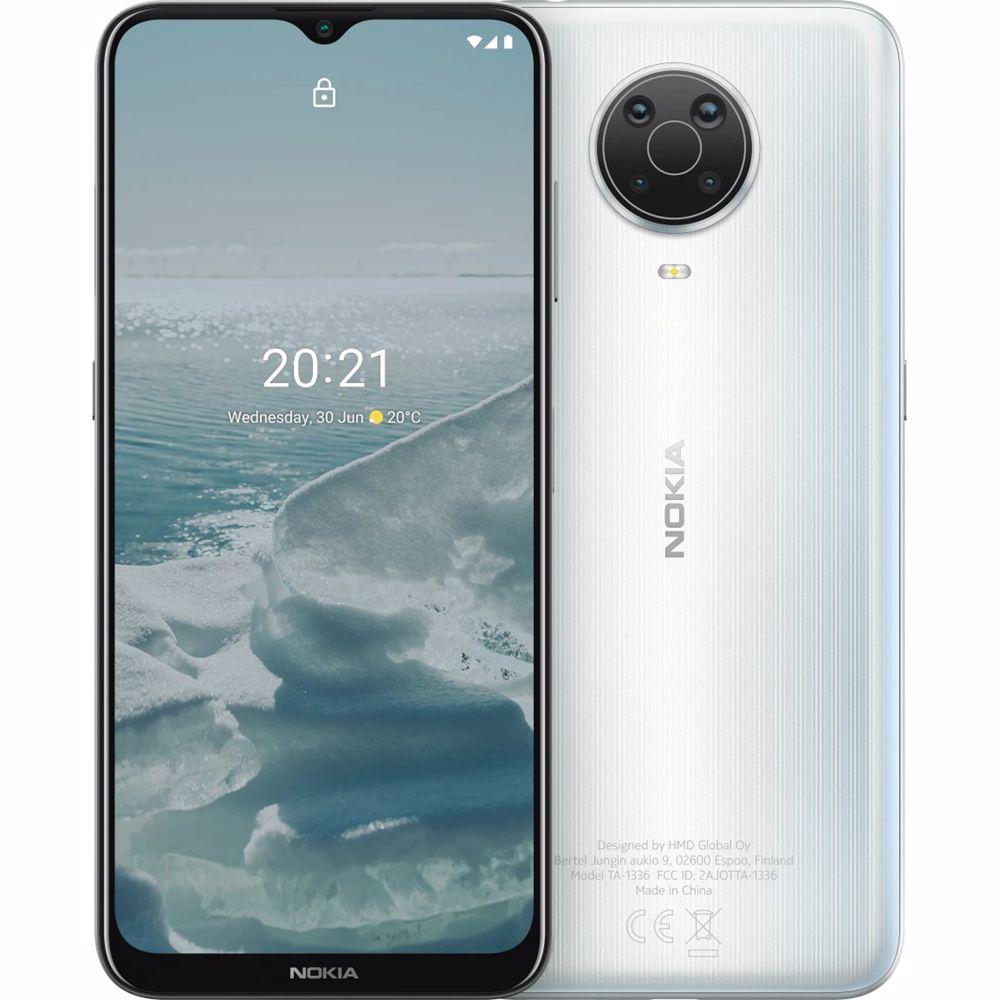Nokia smartphone G20 4GB/64GB (Zilver)