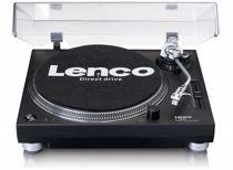LENCO platenspeler L-3809BK (Zwart)