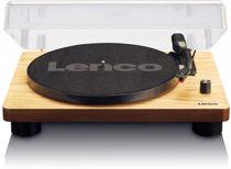 LENCO platenspeler LS-50WD (Bruin)