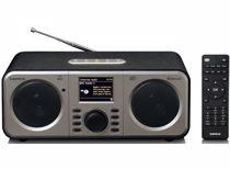 LENCO DAB radio DIR-140BK (Zwart)