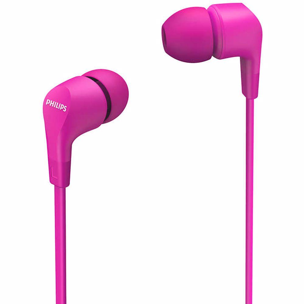 Philips in-ear hoofdtelefoon TAE1105PK/00 (Roze)