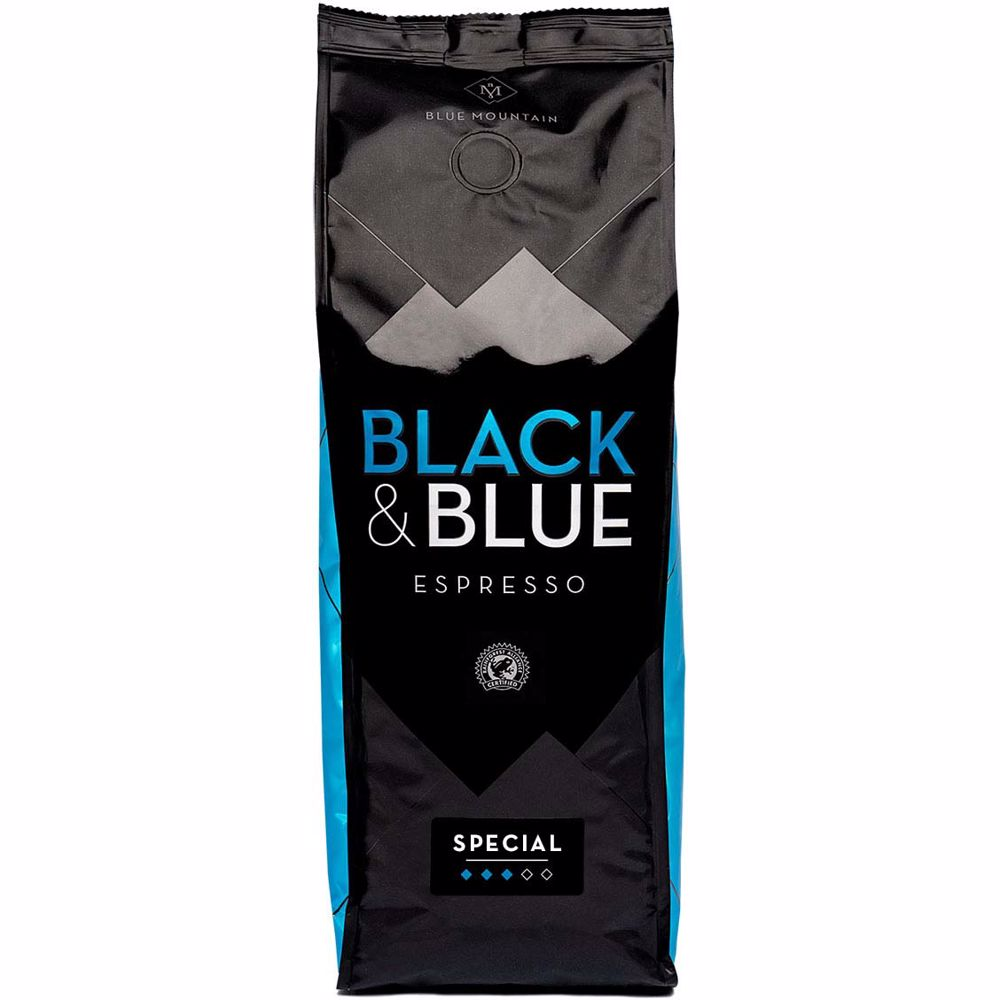 Blue Mountain koffiebonen Espresso Special
