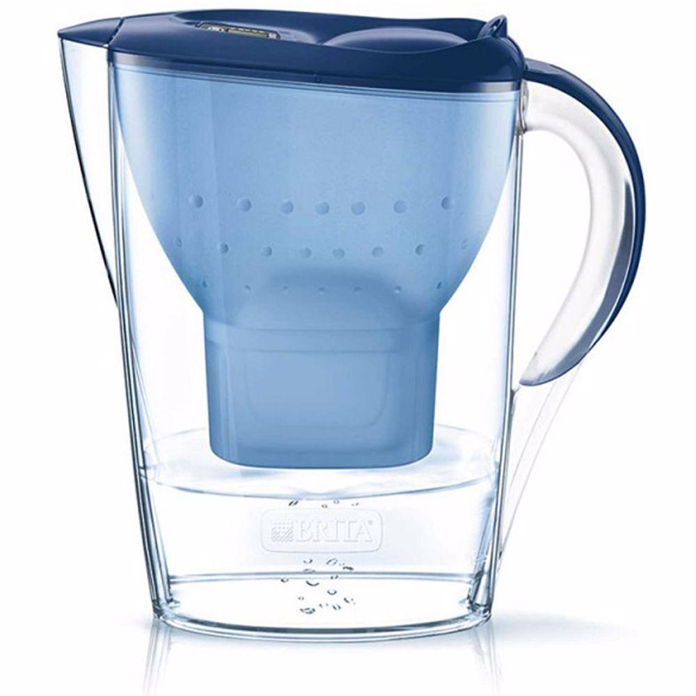 Brita waterfilterkan Marella (Blauw)