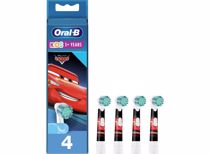 Oral-B opzetborstels Kids Cars/Mickey/Princess (4 stuks)