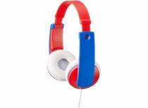 JVC kinderkoptelefoon HA-KD7 (Rood)