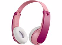 JVC kinder koptelefoon HA-KD10WPE (Roze)