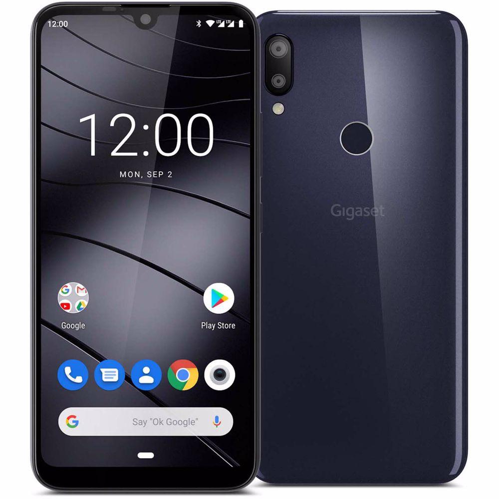 Gigaset smartphone GS190R (Blauw)