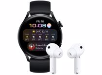 Huawei smartwatch Watch 3 + Freebuds 4i Bundel