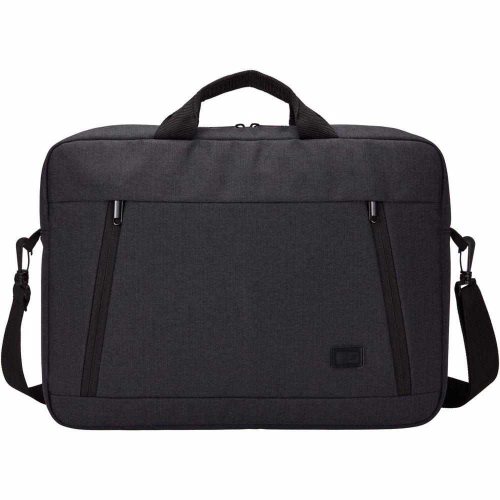 Case logic laptoptas Huxton Attaché 15.6 inch (Zwart)