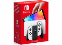 Nintendo Switch OLED (Wit)