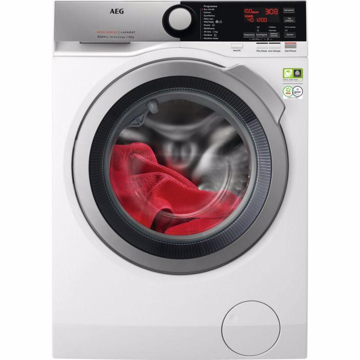 AEG ÖKOMix wasmachine L8FENS104