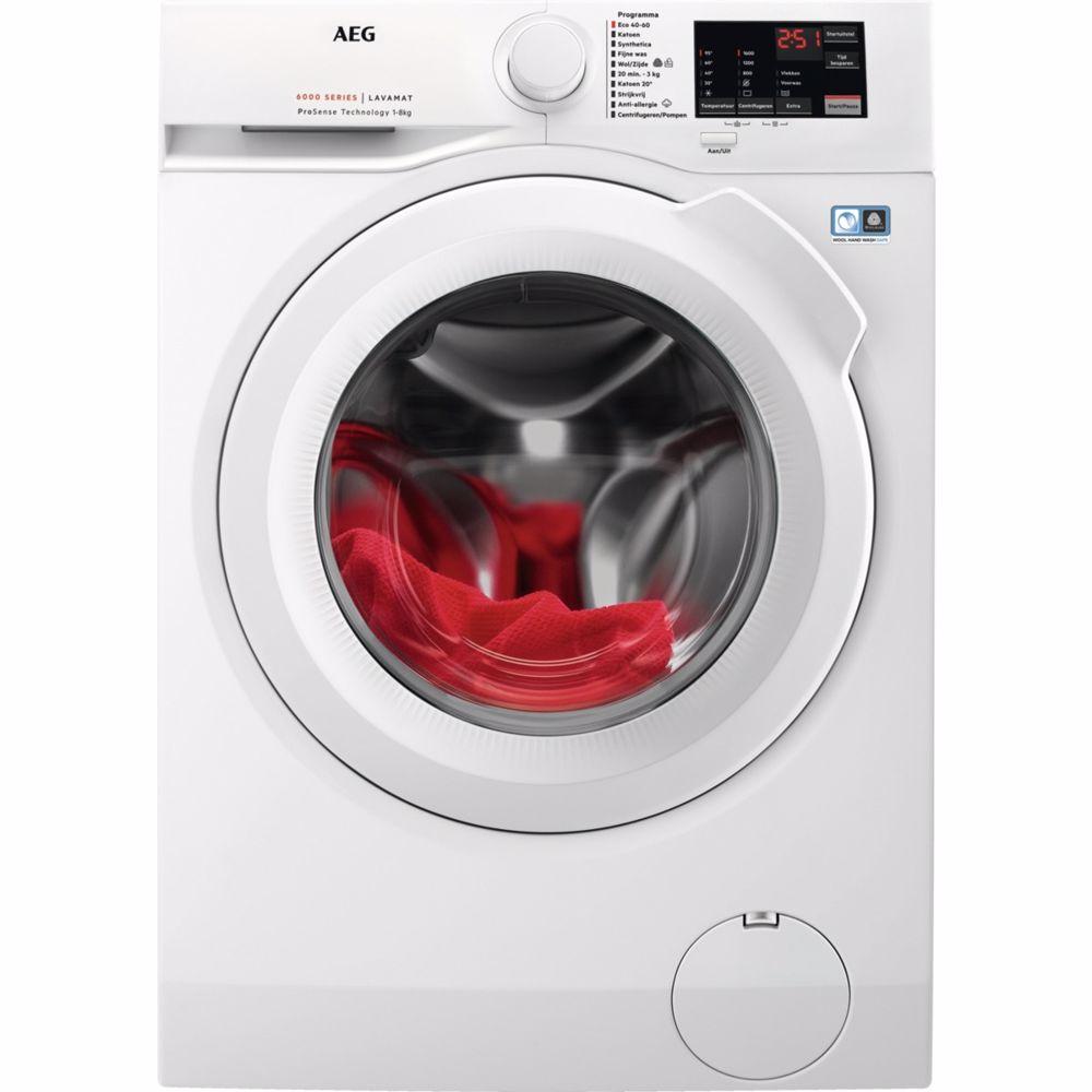 AEG ProSense wasmachine L6FBN8600