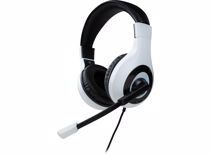 Bigben stereo gaming headset V1 PS5 (Wit)
