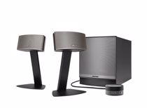 Bose 2.1 PC speakersysteem COMPANION50 BLK 230V EU