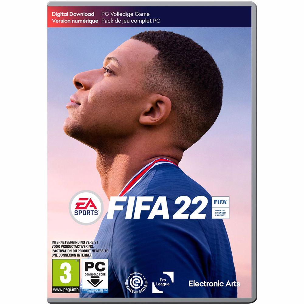 FIFA 22 PC (Code in a Box)