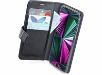 Azuri telefoonhoesje Apple iPhone 13 Pro Wallet case (Zwart)