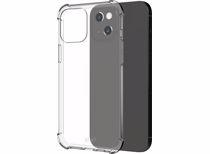 Azuri telefoonhoesje iPhone 13 TPU (Transparant)