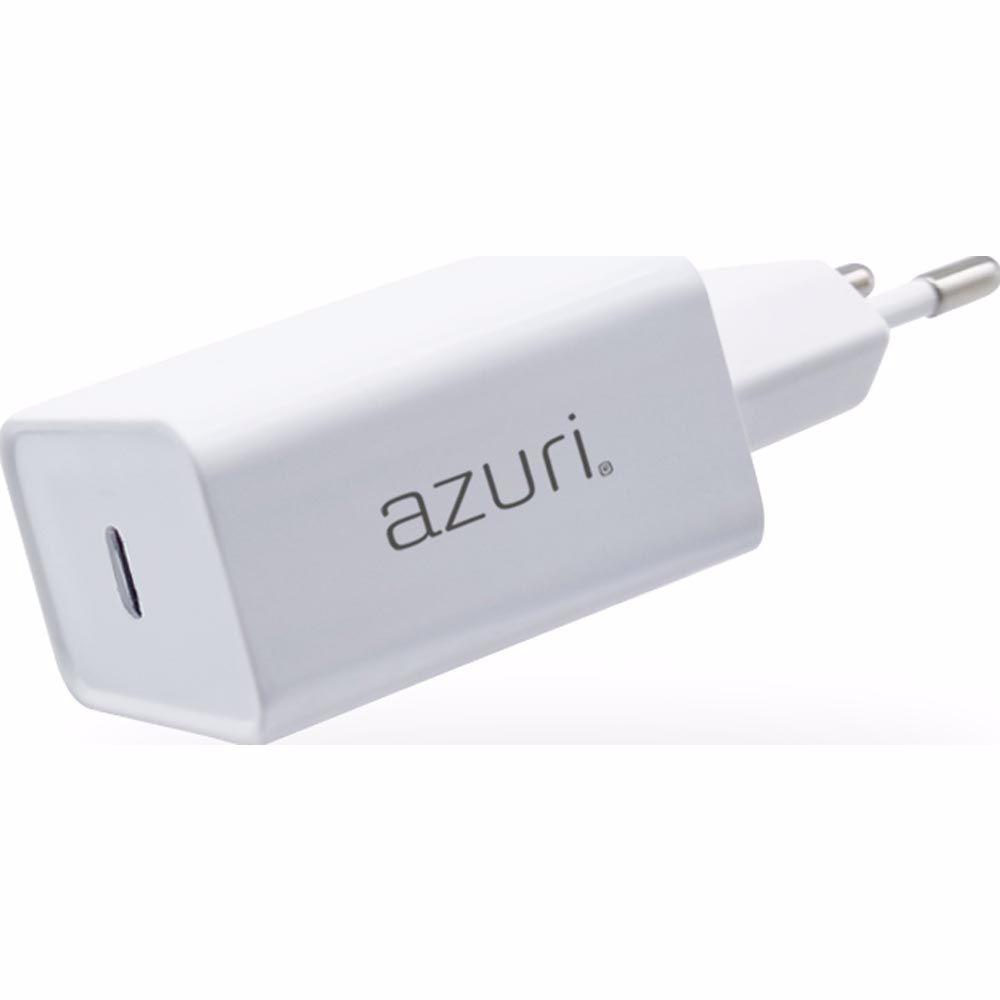 Azuri USB Type-C lader 20W (Wit)