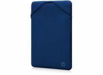 HP laptop sleeve Reversible 14 inch (Zwart/Blauw)